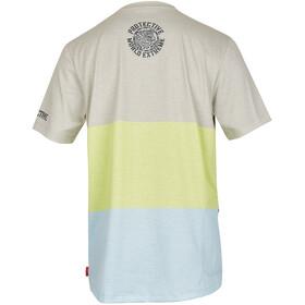 Protective P-Vision T-Shirt Homme, grey melange